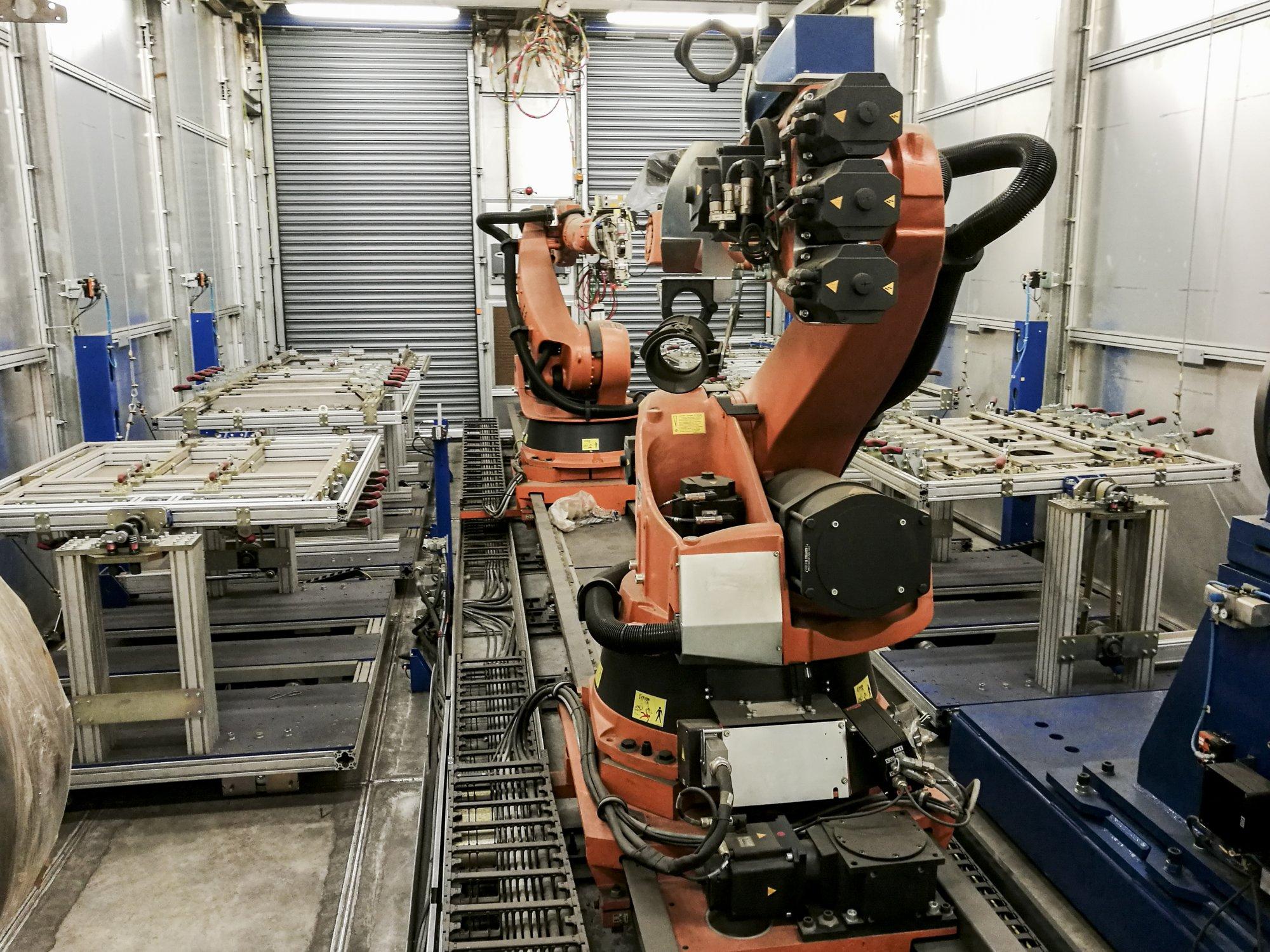KUKA KR 100-2 HA Robot
