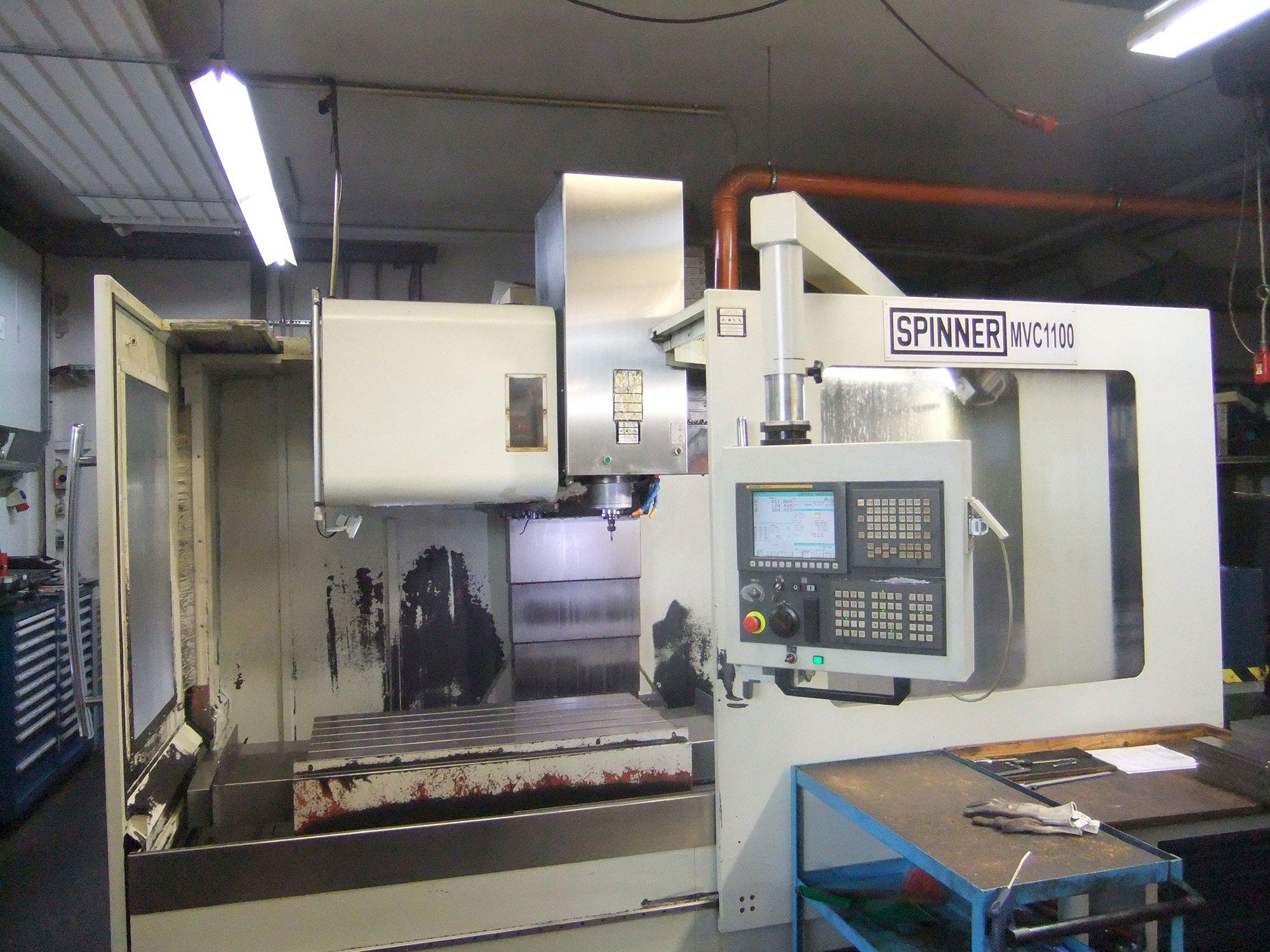 SPINNER MVC1100 Milling Machine