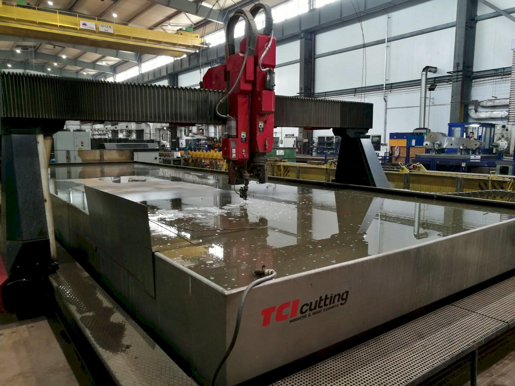 TCI BP-H 30120-1 Waterjet Cutting Machine