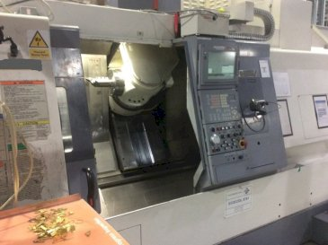 Mazak QT/15N Lathe from 1995